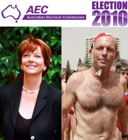 Tony Abbott vs Julia Gillard