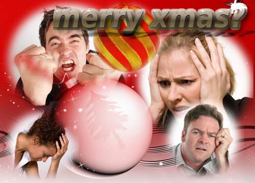 Christmas Stress Among Us
